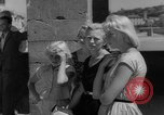 Image of designer clothes Florence Italy, 1960, second 14 stock footage video 65675042260