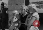 Image of designer clothes Florence Italy, 1960, second 15 stock footage video 65675042260
