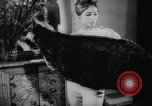 Image of designer clothes Florence Italy, 1960, second 26 stock footage video 65675042260