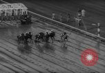 Image of Brooklyn Handicap horse race New York United States USA, 1960, second 19 stock footage video 65675042262
