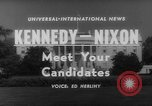 Image of John F Kennedy campaigning for 1960 election United States USA, 1960, second 3 stock footage video 65675042263
