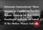 Image of John F Kennedy campaigning for 1960 election United States USA, 1960, second 9 stock footage video 65675042263