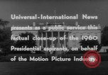 Image of John F Kennedy campaigning for 1960 election United States USA, 1960, second 14 stock footage video 65675042263