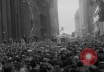 Image of John F Kennedy campaigning for 1960 election United States USA, 1960, second 34 stock footage video 65675042263