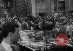 Image of John F Kennedy campaigning for 1960 election United States USA, 1960, second 36 stock footage video 65675042263