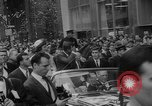 Image of John F Kennedy campaigning for 1960 election United States USA, 1960, second 37 stock footage video 65675042263