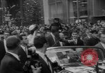 Image of John F Kennedy campaigning for 1960 election United States USA, 1960, second 38 stock footage video 65675042263