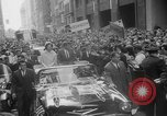 Image of John F Kennedy campaigning for 1960 election United States USA, 1960, second 43 stock footage video 65675042263
