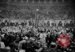 Image of John F Kennedy campaigning for 1960 election United States USA, 1960, second 52 stock footage video 65675042263