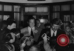 Image of John F Kennedy campaigning for 1960 election United States USA, 1960, second 59 stock footage video 65675042263