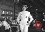 Image of fashion parade Switzerland, 1959, second 15 stock footage video 65675042280