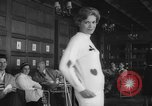 Image of fashion parade Switzerland, 1959, second 16 stock footage video 65675042280