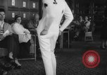 Image of fashion parade Switzerland, 1959, second 18 stock footage video 65675042280