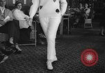 Image of fashion parade Switzerland, 1959, second 19 stock footage video 65675042280