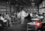 Image of fashion parade Switzerland, 1959, second 20 stock footage video 65675042280