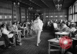Image of fashion parade Switzerland, 1959, second 21 stock footage video 65675042280