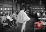 Image of fashion parade Switzerland, 1959, second 24 stock footage video 65675042280