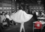 Image of fashion parade Switzerland, 1959, second 25 stock footage video 65675042280