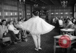 Image of fashion parade Switzerland, 1959, second 26 stock footage video 65675042280