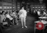 Image of fashion parade Switzerland, 1959, second 28 stock footage video 65675042280