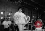 Image of fashion parade Switzerland, 1959, second 30 stock footage video 65675042280