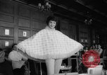Image of fashion parade Switzerland, 1959, second 31 stock footage video 65675042280