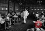 Image of fashion parade Switzerland, 1959, second 32 stock footage video 65675042280