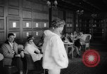 Image of fashion parade Switzerland, 1959, second 39 stock footage video 65675042280
