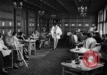 Image of fashion parade Switzerland, 1959, second 46 stock footage video 65675042280