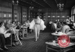 Image of fashion parade Switzerland, 1959, second 49 stock footage video 65675042280