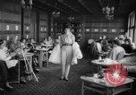 Image of fashion parade Switzerland, 1959, second 50 stock footage video 65675042280
