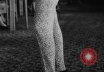 Image of fashion parade Switzerland, 1959, second 56 stock footage video 65675042280