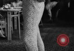 Image of fashion parade Switzerland, 1959, second 57 stock footage video 65675042280