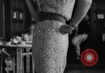 Image of fashion parade Switzerland, 1959, second 58 stock footage video 65675042280