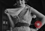 Image of fashion parade Switzerland, 1959, second 59 stock footage video 65675042280
