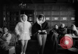 Image of fashion parade Switzerland, 1959, second 62 stock footage video 65675042280