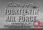 Image of United States aircraft China, 1945, second 31 stock footage video 65675042284