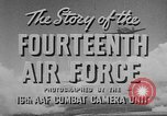 Image of United States aircraft China, 1945, second 32 stock footage video 65675042284