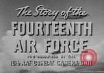 Image of United States aircraft China, 1945, second 33 stock footage video 65675042284