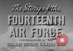 Image of United States aircraft China, 1945, second 34 stock footage video 65675042284