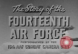 Image of United States aircraft China, 1945, second 35 stock footage video 65675042284
