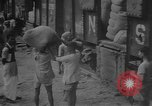 Image of transporting supplies Calcutta India, 1945, second 47 stock footage video 65675042285