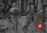 Image of transporting supplies Calcutta India, 1945, second 48 stock footage video 65675042285