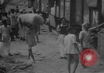 Image of transporting supplies Calcutta India, 1945, second 50 stock footage video 65675042285