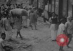 Image of transporting supplies Calcutta India, 1945, second 51 stock footage video 65675042285