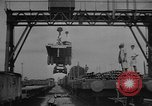 Image of transporting supplies Calcutta India, 1945, second 62 stock footage video 65675042285