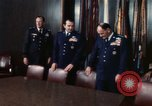 Image of Joint Chiefs of Staff posing for pictures Washington DC USA, 1974, second 33 stock footage video 65675042309