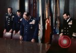 Image of Joint Chiefs of Staff posing for pictures Washington DC USA, 1974, second 35 stock footage video 65675042309