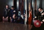 Image of Joint Chiefs of Staff posing for pictures Washington DC USA, 1974, second 36 stock footage video 65675042309