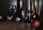 Image of Joint Chiefs of Staff posing for pictures Washington DC USA, 1974, second 37 stock footage video 65675042309